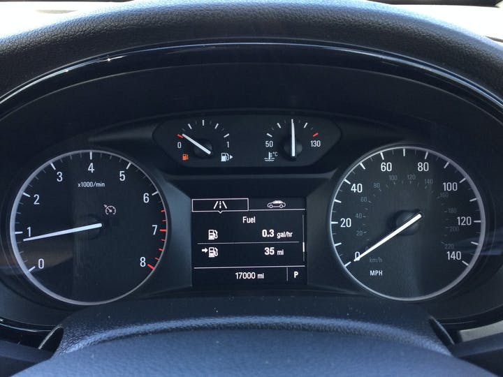 Vauxhall Mokka X 1.4i Turbo Active SUV 5dr Petrol Auto (140 Ps)   YS67GVG   Photo 24