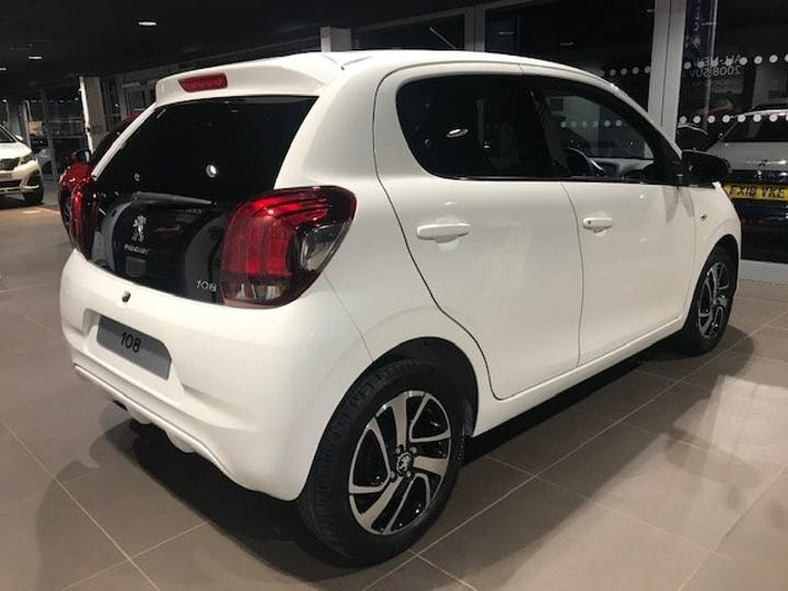 Peugeot 108 1.0 72PS Collection 5dr   74N003950   Photo 25