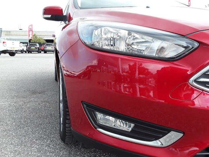 Ford Focus 1.5 TDCi 120PS Titanium 5dr | BC66EWV | Photo 25
