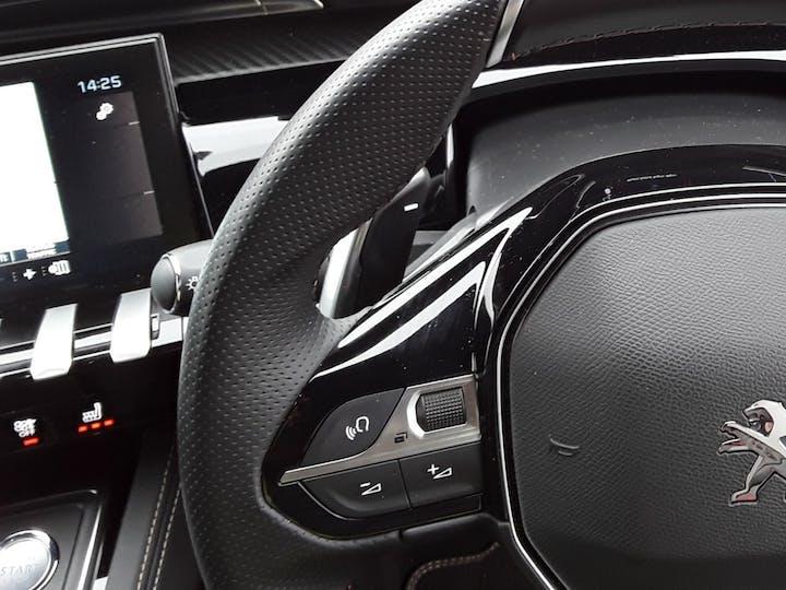 Peugeot 508 1.6 Puretech GT Line Fastback 5dr Petrol Eat (s/s) (180 Ps) | DT19MOV | Photo 25