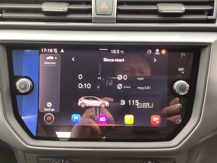 SEAT Ibiza 1.0 Tsi SE Technology Hatchback 5dr Petrol Manual (s/s) Gpf (95 Ps) | FL21BNU | Photo 25