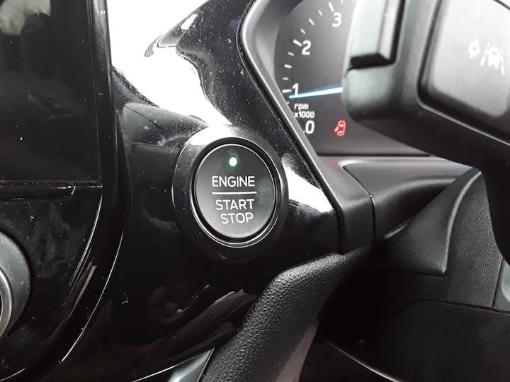 Ford Fiesta 1.0t Ecoboost Titanium Hatchback 5dr Petrol Manual (s/s) (100 Ps)   MJ67XRS   Photo 25
