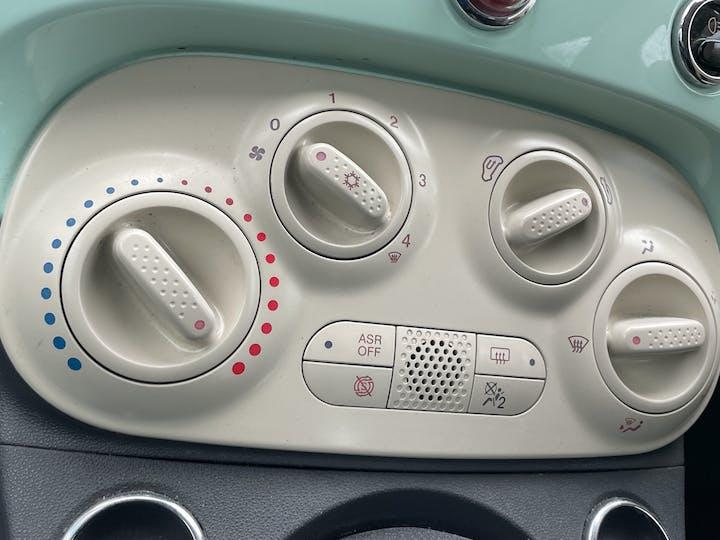 FIAT 500 1.2 8V Eco Pop Star Hatchback 3dr Petrol Manual (s/s) (69 Bhp) | YT67FKM | Photo 25