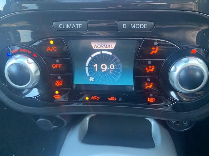 Nissan Juke 1.6 16V Shiro SUV 5dr Petrol Manual (139 G/km, 115 Bhp) | LH62AVO | Photo 26