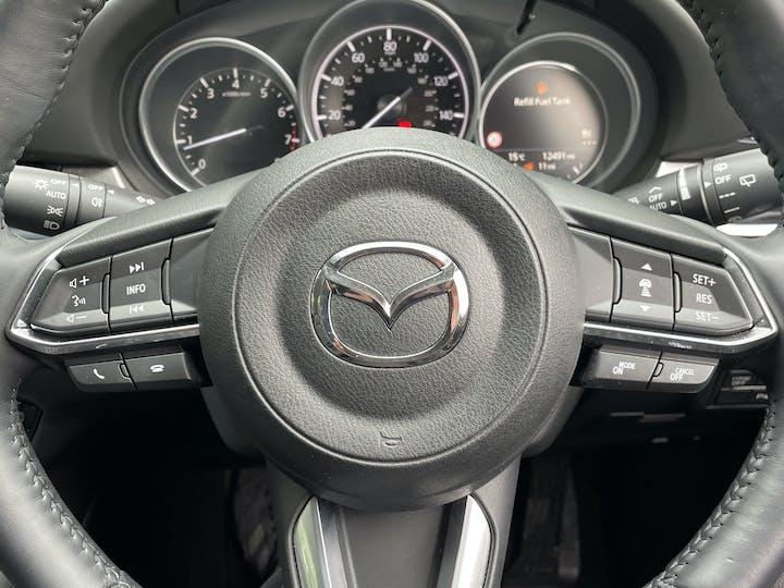 Mazda Mazda6 2.0 Skyactiv G Sport Nav Plus Tourer 5dr Petrol Manual (s/s) (165 Ps)   MX19VZB   Photo 26