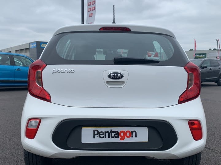 Kia Picanto 1.0 1 Hatchback 5dr Petrol Manual (s/s) (66 Bhp) | YM69WLC | Photo 26