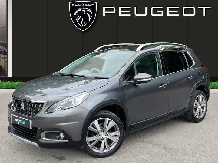 Peugeot 2008 1.6 Bluehdi Allure Premium SUV 5dr Diesel (100 Ps)   FV18NZS   Photo 28