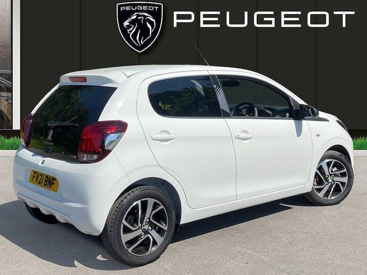 Peugeot 108 1.0 Collection Hatchback 5dr Petrol (s/s) (72 Ps) | FV21BNF | Photo 28