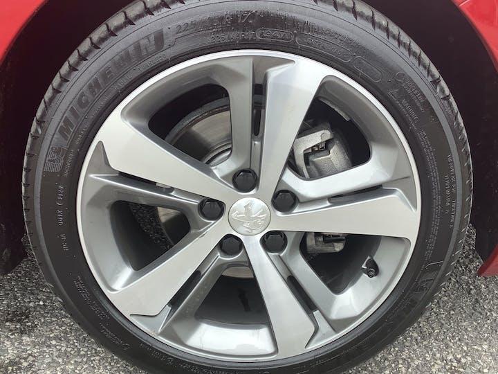 Peugeot 308 1.2 Puretech GT Hatchback 5dr Petrol Eat (s/s) (130 Ps) | YR21DYF | Photo 28