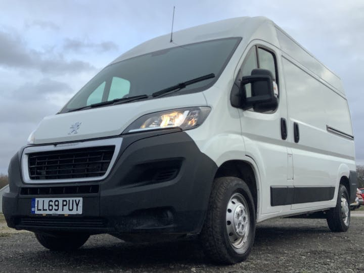 Peugeot Boxer 2.2 Bluehdi 335 Professional Panel Van 5dr Diesel Manual L2 H2 Eu6 (s/s) (140 Ps) | LL69PUY | Photo 29
