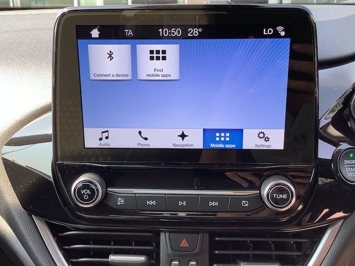 Ford Fiesta 1.0t Ecoboost Titanium Hatchback 5dr Petrol Manual (s/s) (125 Ps) | MA67SVF | Photo 29