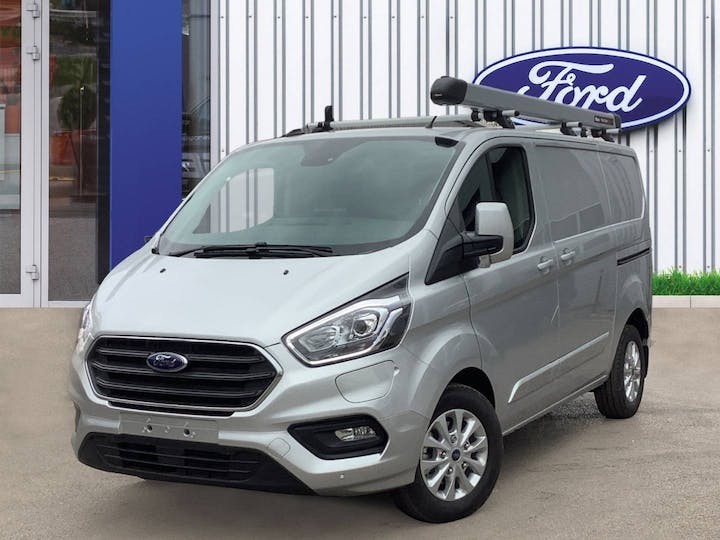 Ford Transit Custom 340 1.0 Ecoboost PHEV 126PS L1 Low Roof Limited Auto   65N008175   Photo 3