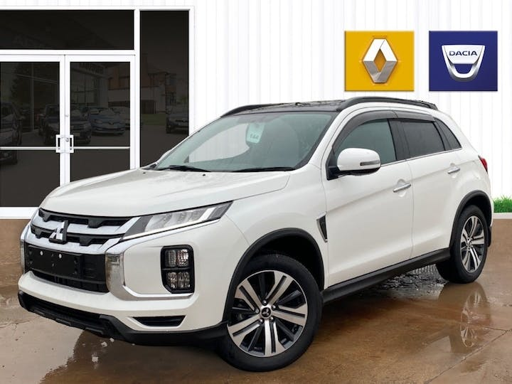 Mitsubishi ASX 2.0 Exceed 5dr | 70N001917 | Photo 3