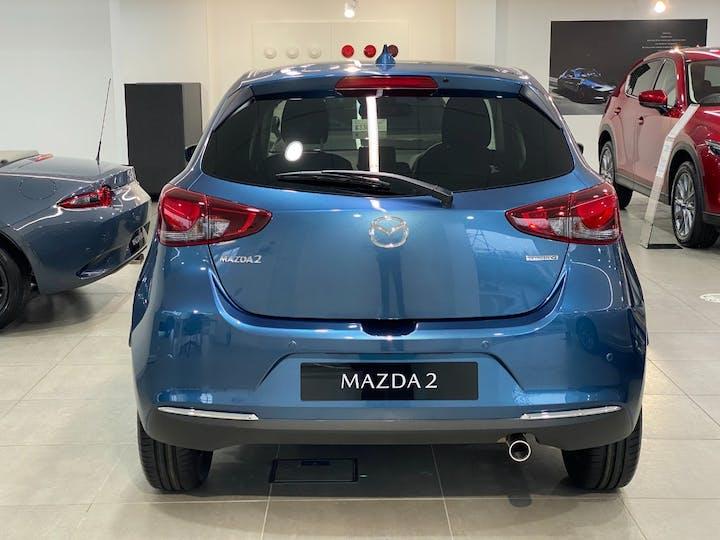 Mazda Mazda2 1.5 Skyactiv-g Sport Nav 5dr | 72N001169 | Photo 3