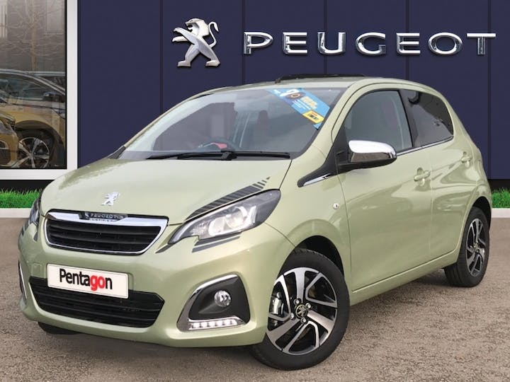Peugeot 108 1.0 72PS Collection 5dr | 97N011560 | Photo 3