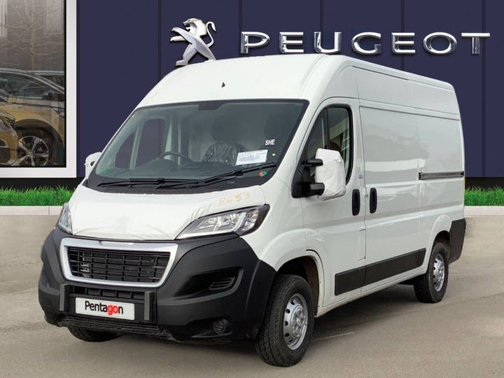 Peugeot Boxer 335 2.2 Bluehdi 140PS L2 H2 Professional | 97N011677 | Photo 3
