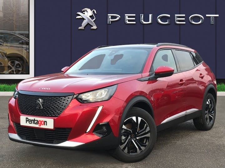 Peugeot 2008 1.2 Puretech Allure 5dr | 97N011710 | Photo 3