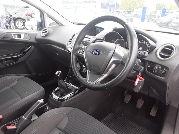 Ford Fiesta 1.5 TDCi Zetec Hatchback 5dr Diesel Manual (94 G/km, 74 Bhp) | AF65YEY | Photo 3