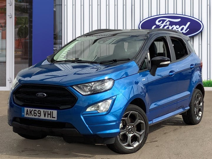 Ford EcoSport 1.0t Ecoboost Gpf St Line SUV 5dr Petrol Manual (s/s) (125 Ps) | AK69VHL | Photo 3