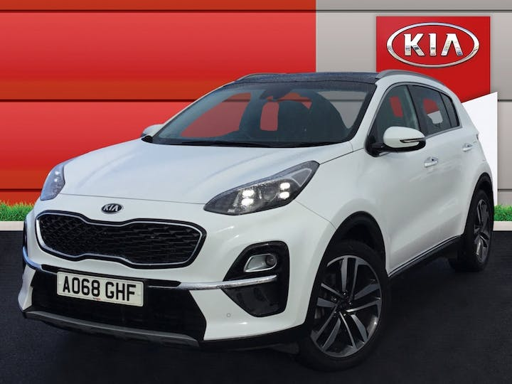 Kia Sportage 1.6 CRDi 4 SUV 5dr Diesel Manual (s/s) (134 Bhp) | AO68GHF | Photo 3