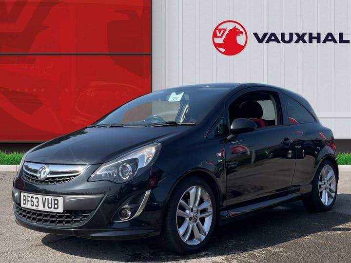 Vauxhall Corsa 1.4 I 16V SRi Hatchback 3dr Petrol Manual (a/c) (129 G/km, 99 Bhp)   BF63VUB   Photo 3