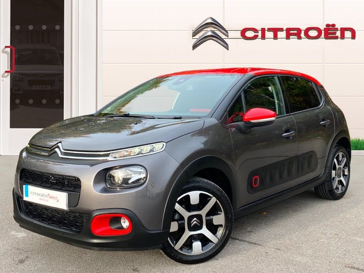 Citroen C3 1.2 Puretech Flair Nav Edition Hatchback 5dr Petrol Manual (s/s) (83 Ps) | BH19WPE | Photo 3
