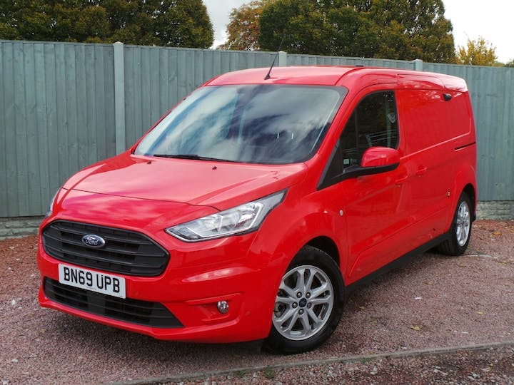 Ford Transit Connect 240 1.5 Ecoblue 120PS L2 H1 | BN69UPB | Photo 3