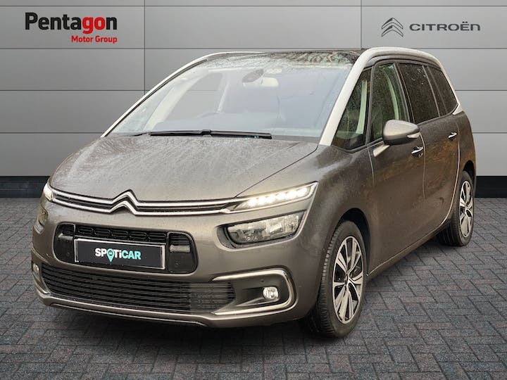 Citroen Grand C4 Picasso 1.6 Bluehdi Flair Mpv 5dr Diesel Eat6 (s/s) (120 Ps) | CK17WXN | Photo 3