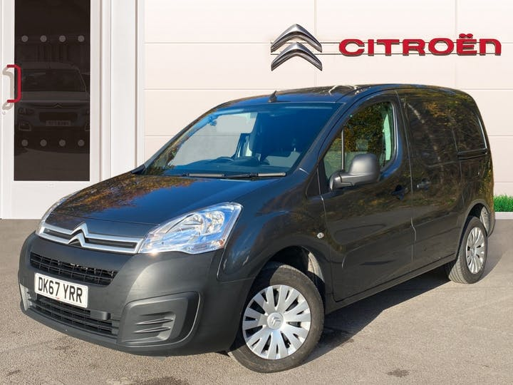 Citroen Berlingo 1.6 Bluehdi 850 Enterprise L1 Panel Van 5dr Diesel Manual (112 G/km, 100 Bhp) | DK67YRR | Photo 3