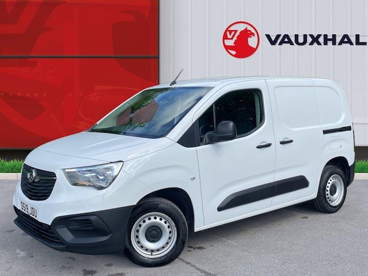 Vauxhall Combo 2000 1.6 Turbo D 1 00PS H1 Edition Van | DS19JDU | Photo 3