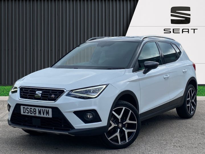 SEAT Arona 1.6 TDi Fr Sport SUV 5dr Diesel Manual (s/s) (115 Ps) | DS68WVM | Photo 3
