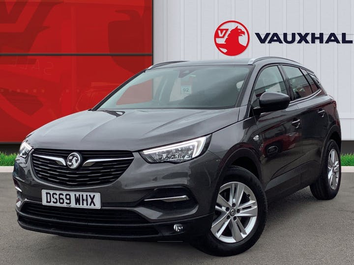 Vauxhall Grandland X 1.5 Turbo D Blueinjection SE SUV 5dr Diesel Manual (s/s) (130 Ps)   DS69WHX   Photo 3