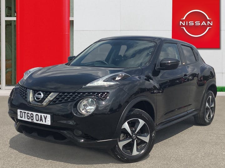 Nissan Juke 1.6 Bose Personal Edition SUV 5dr Petrol (112 Ps) | DT68OAY | Photo 3