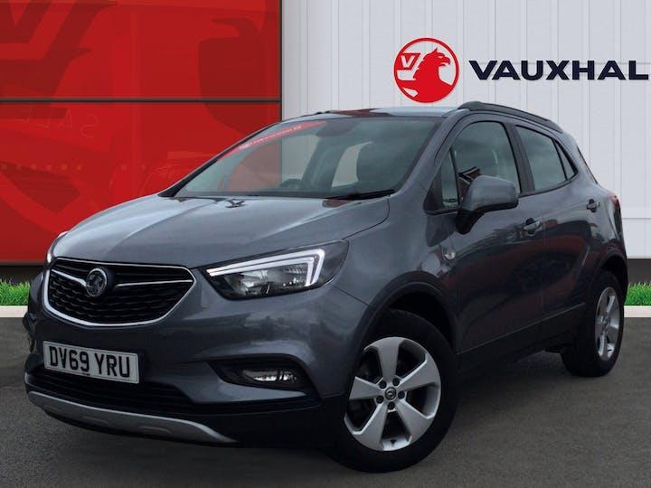 Vauxhall Mokka X 1.4i Turbo Ecotec Design Nav SUV 5dr Petrol (s/s) (140 Ps) | DV69YRU | Photo 3