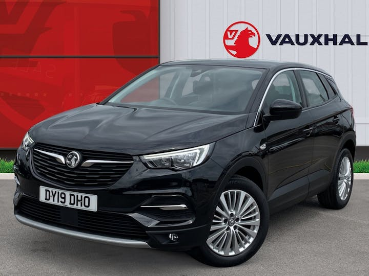 Vauxhall Grandland X 1.5 Turbo D Blueinjection Sport Nav SUV 5dr Diesel Manual (s/s) (130 Ps) | DY19DHO | Photo 3