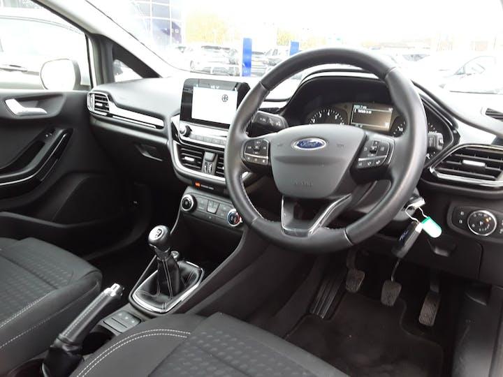 Ford Fiesta 1.1 Ti Vct Zetec Hatchback 3dr Petrol Manual (s/s) (85 Ps) | EK68ZYC | Photo 3
