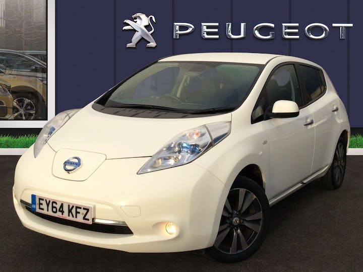 Nissan Leaf (24kwh) Tekna Hatchback 5dr Electric Automatic (0 G/km, 107 Bhp) | EY64KFZ | Photo 3
