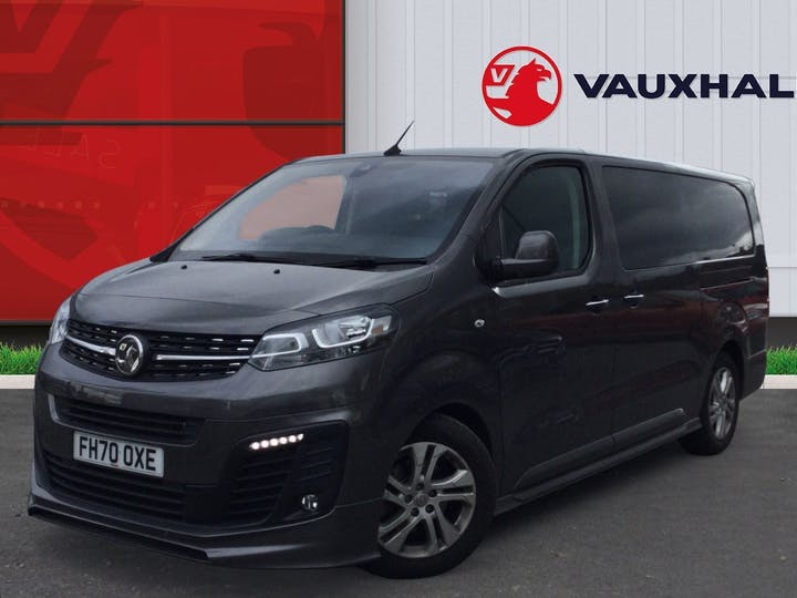 Vauxhall Vivaro 2.0 Turbo D 3100 Elite Crew Van 5dr Diesel Manual L2 H1 Eu6 (s/s) (150PS) | FH70OXE | Photo 3