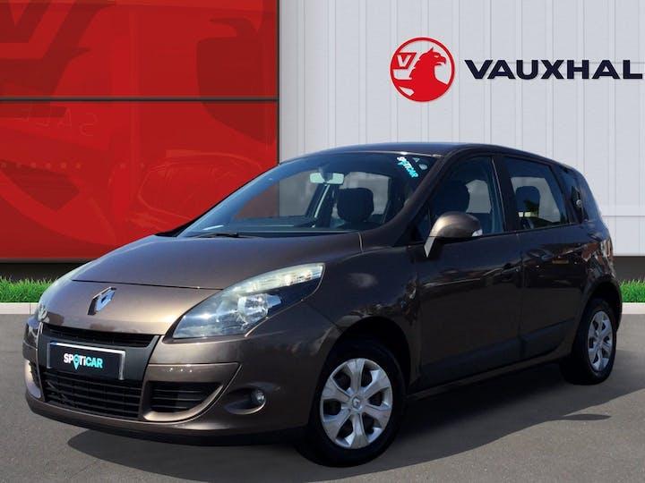 Renault Scenic 1.6 VVT Expression Mpv 5dr Petrol Manual (178 G/km, 110 Bhp) | FL60PLN | Photo 3