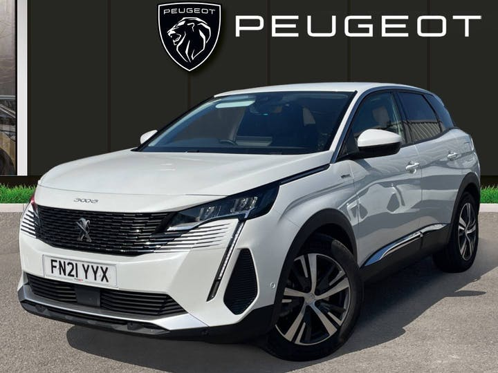 Peugeot 3008 1.6 13.2kwh Allure SUV 5dr Petrol Plug In Hybrid E Eat (s/s) (225 Ps)   FN21YYX   Photo 3