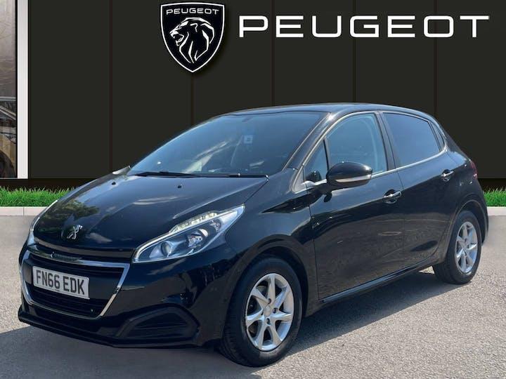 Peugeot 208 1.6 Bluehdi Active Hatchback 5dr Diesel (75 Ps)   FN66EDK   Photo 3