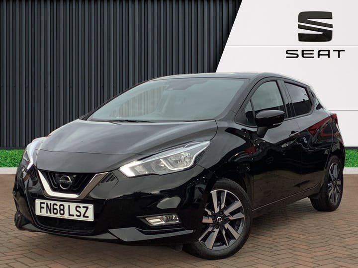 Nissan Micra 1.5 DCi N Connecta Hatchback 5dr Diesel Manual (s/s) (90 Ps) | FN68LSZ | Photo 3