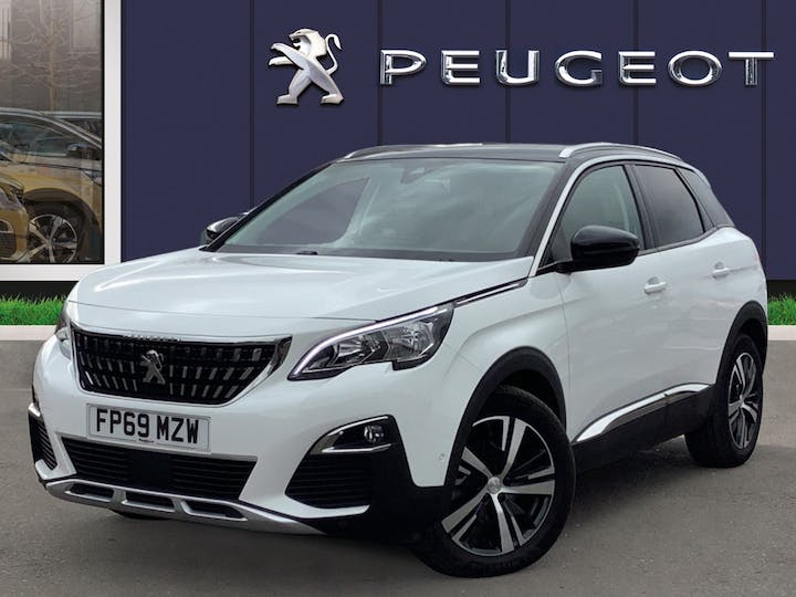 Peugeot 3008 1.5 Bluehdi Allure SUV 5dr Diesel (s/s) (130 Ps) | FP69MZW | Photo 3