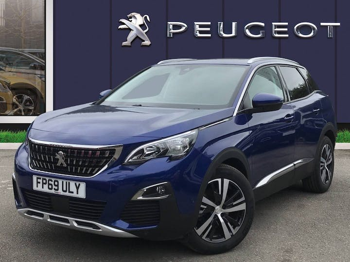 Peugeot 3008 1.5 Bluehdi Allure 5dr   FP69ULY   Photo 3