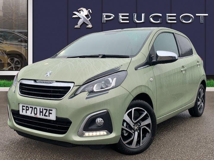 Peugeot 108 1.0 Collection Hatchback 5dr Petrol (s/s) (72 Ps)   FP70HZF   Photo 3