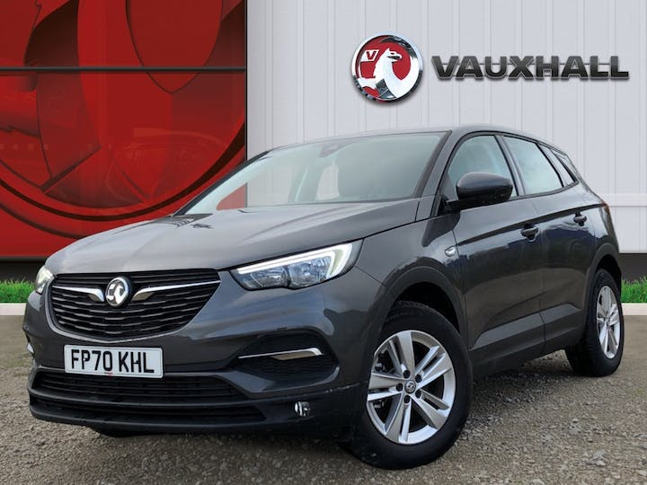 Vauxhall Grandland X 1.5 Turbo D Blueinjection SE SUV 5dr Diesel Auto (s/s) (130 Ps) | FP70KHL | Photo 3