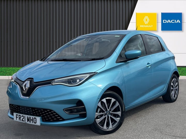 Renault Zoe R135 52kwh GT Line Hatchback 5dr Electric Auto (i) (134 Bhp)   FR21MHO   Photo 3