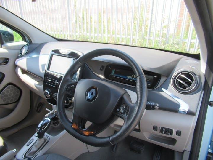 Renault Zoe 22kwh Dynamique Intens Hatchback 5dr Electric Auto (battery Lease) (88 Bhp) | FT14ARU | Photo 3