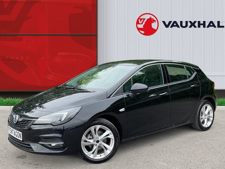 Vauxhall Astra 1.2 Turbo SRi Hatchback 5dr Petrol Manual (s/s) (145 Ps) | FT21NUX | Photo 3