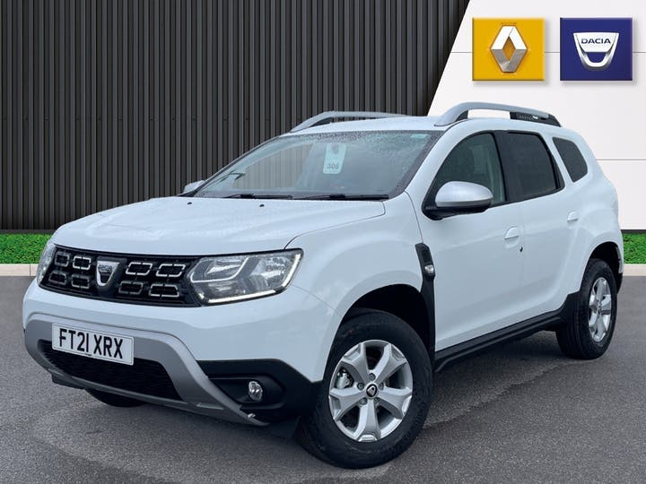 Dacia Duster 1.3 Tce Comfort SUV 5dr Petrol Manual (s/s) (130 Ps) | FT21XRX | Photo 3